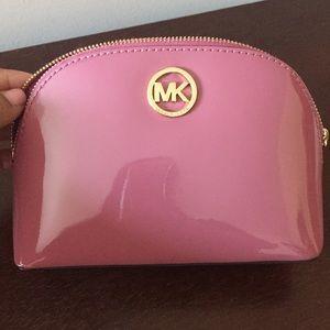 Michale kors makeup bag